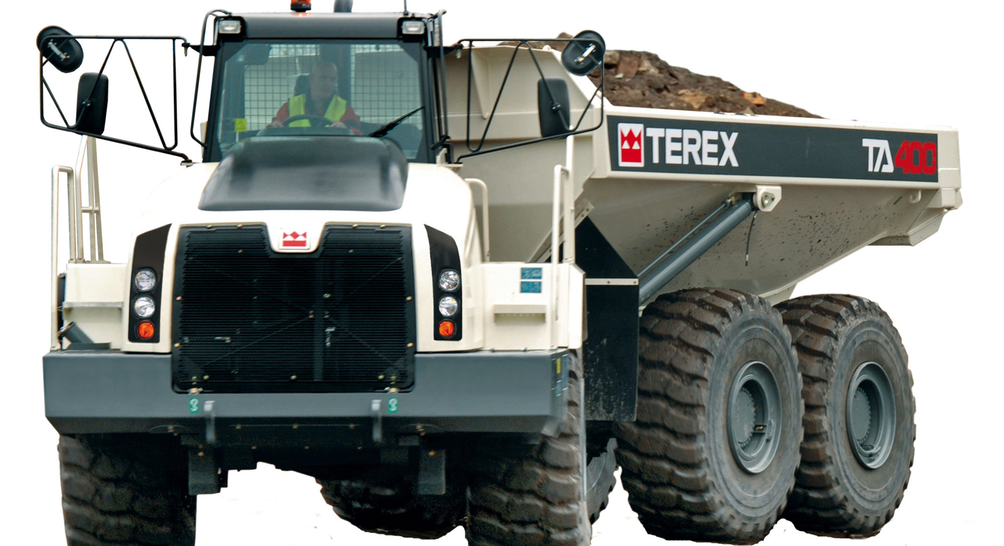 Terex Service Manual PDF Online Download