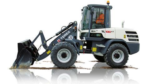 terex tl100 wheel loader workshop service manual for repair terex rh terexmanual com Terex Skid Steer Loaders Terex Loader 72 61