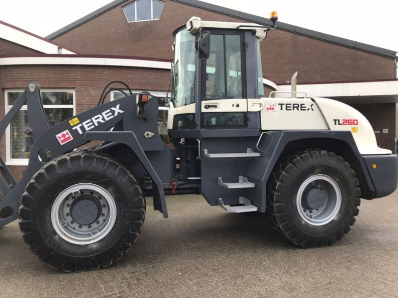 terex tl260 wheel loader workshop repair service manual terex rh terexmanual com