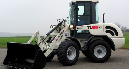 terex tl65 wheel loader workshop repair service manual terex rh terexmanual com Used Terex Track Loaders Used Terex Track Loaders