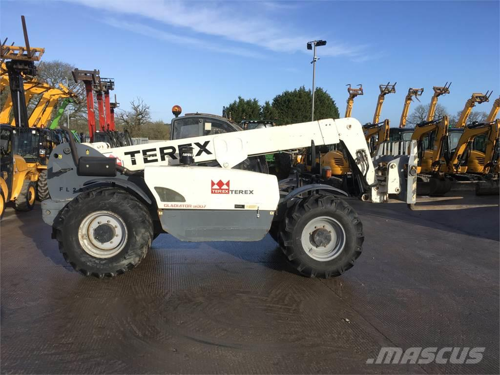 Terex Telelift 2306 Gladiator Handler Repair Service Manual – Terex Service  Manual PDF Online Download